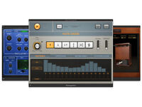 LOGIC PRO X with ADDED PLUG-IN BUNDLE FOR MAC: