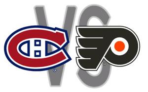**Red/Desjardin**Canadiens Montreal vs flyers **