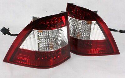 LED RÜCKLEUCHTEN für MERCEDES BENZ W163 M-KLASSE 97- ROT KLAR RED CLEAR KLARGLAS