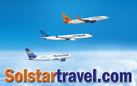 SolstarTravel: Cheapest & Direct Flight to Amsterdam, $229+tax