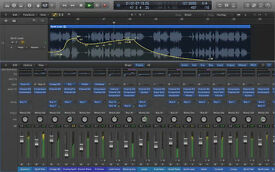 LOGIC PRO X with EXTRA PLUG-IN BUNDLE FOR MAC: