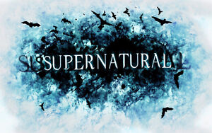 Supernatural seasons 1-7