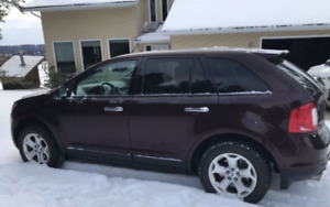 FORD EDGE 2011 AWD