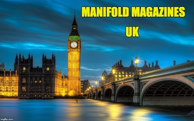 Manifold Magazines UK