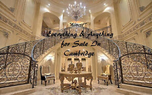"""""""Almost"""" Anything & Everything for Sale in Cambridge Cambridge Kitchener Area image 1"""