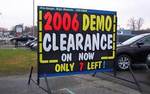 Local Mobile/Portable Signs for rent in Kingston. Kingston Kingston Area image 3