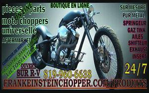 Frame harley davidson achetez ou vendez des pièces de moto et