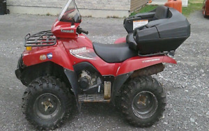 Brute force 650 4500$$ nego