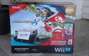Trading My Large Wii U Bundle for Large Retro Gaming Collection! Kitchener / Waterloo Kitchener Area image 1