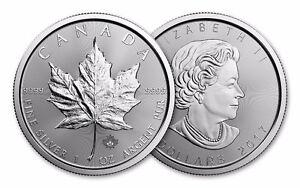 2017 Silver Maple Leaf Coins. Low Premium RCM Bullion DNA Dealer