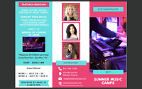 Music Camp Summer 2017!