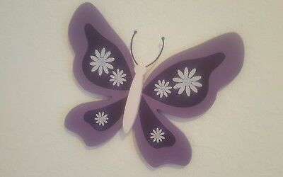 Beautiful Butterfly Wall Art for Girls Room