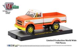 M2 CHASE Machines Auto Trucks 1970 Chevrolet C60 pickup Truck