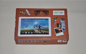 In the box 10.1 inch Acer Iconia tab A3