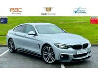 2018 BMW 4 Series 435d xDrive M Sport 5dr Auto [Professional Media] COUPE Diesel