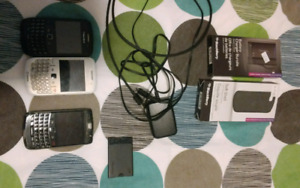Blackberry chargers, cases, bold and curves for sale
