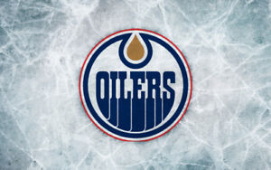 Edmonton Oilers Four Seats Together. All Games