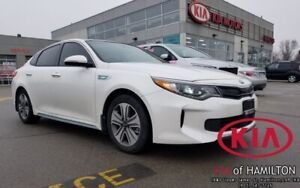 2018 Kia Optima Plug-In Hybrid | EX Premium | Navigation | DEMO