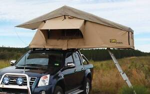 TJM Yalara Roof Top Tent plus Annex Shorncliffe Brisbane North East Preview
