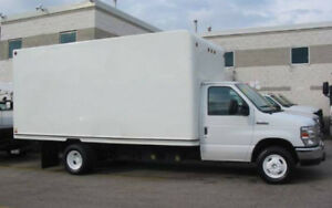 Rent a cube van with a driver - by Pinoy Express Canada
