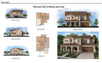 CAD Drafting Services 2D 3D
