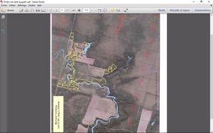 Terre agricole à Saint-Augustin Lac-Saint-jean Lac-Saint-Jean Saguenay-Lac-Saint-Jean image 1