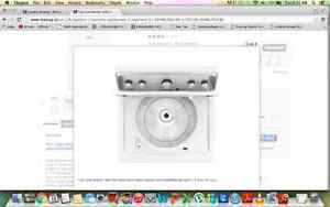 *BRAND NEW MAYTAG TOP LOAD WASHER!!! 10 YEAR WARRANTY INCLUDED* Cambridge Kitchener Area image 4