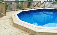 Book you new deck or fence today, spring has arrived!