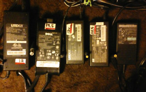 Laptop power supply (s)