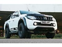 2016 Mitsubishi L200 New shape Double Cab DI D 178 4WD Seeker Sport edition ...