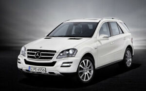 I AM LOOKING FOR MERCEDES ML 350 ,WHITE COLOR 2011 OR 2012 YEARS