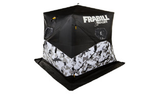 Frabill BRO SERIES HUB ICE fishing SHELTER 2-3 person