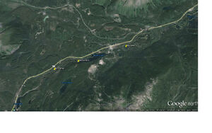 McDame Creek Placer Gold Claims