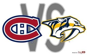 Wanted: 1 single Platinum Ticket AA  Habs vs. Preds March 2nd