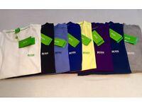 Hugo boss crewneck t shirt 50 pcs wholesale