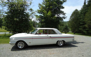Fairlane: (Looking to swap for 70-76 Firebird with manual trans)
