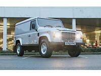 2014 Land Rover Defender 110 Hard Top TDCi [2.2] county pack faclift model wi...