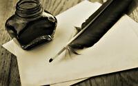 Editing/Translating Services de révision/traduction