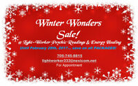 Winter Wonders Sale!  All Packages Until February 28th