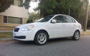 2006 Hyundai Accent GL Sedan