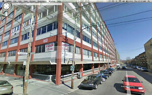 LOFTS commercial 2000-4000 sq.ft. (St-Viateur)
