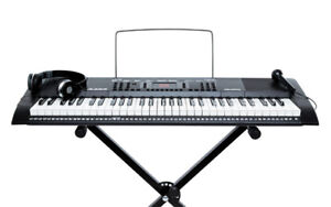 Brand New Melody 61 MK2 61-Key Portable Keyboard with Built-In S