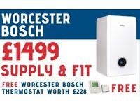 Unbeatable Replacement/Installation Boiler Deals / Vaillant / Worcester Bosch / Ideal / Viessmann