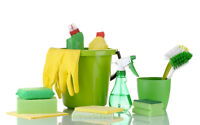 Quick and easy cleaning service