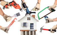 Experienced Painter, Home Renovations and More. Call Now to Book