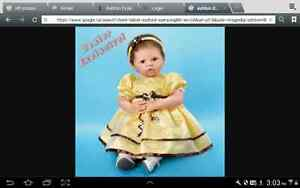 """Ashton Drake collectible doll """"Sunny"""" limited edition untouched"""