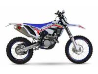 Sherco SEF250-R Six days Edition 2018 model Enduro bike