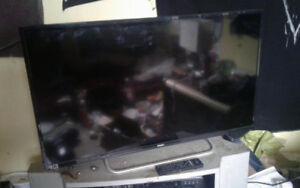 41 inch flat screen tv