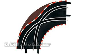 Carrera-GO-Lane-Change-Curve-1-90-for-1-43-slot-car-track-2-pk-61655