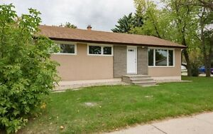 Renovated house for rent Selkirk, MB